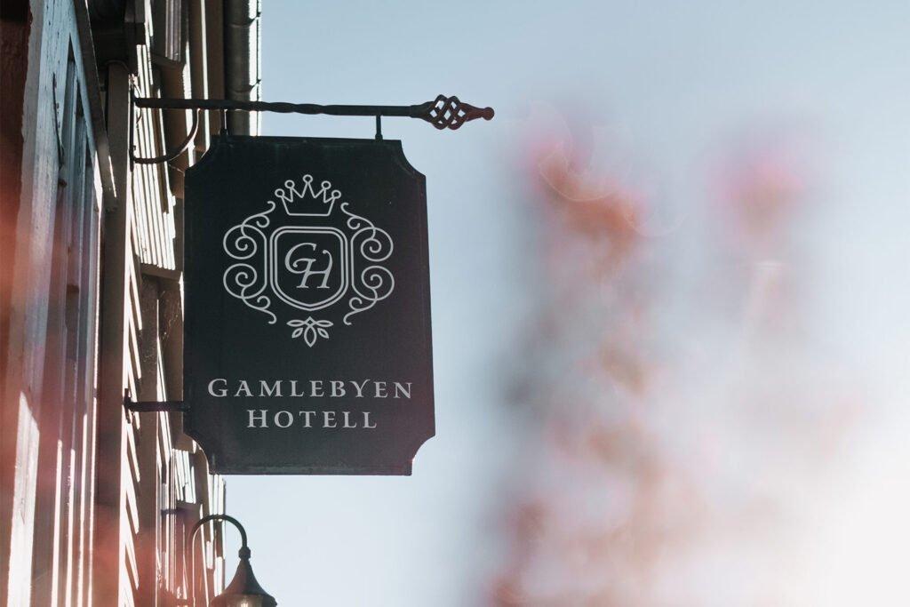 Om Gamlebyen Hotell